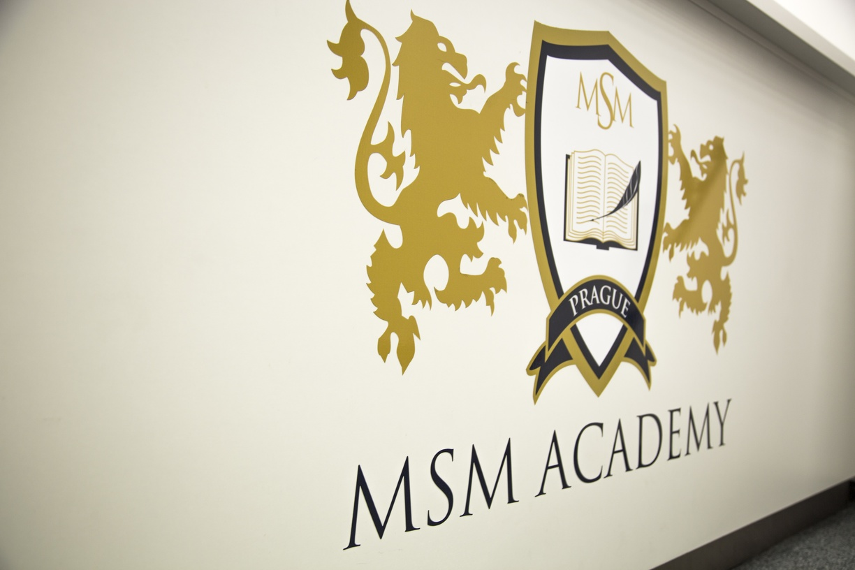 MSM Language Academy: Сzech, English or German
