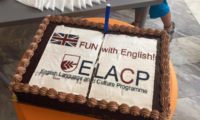 ELACP London Summer Camp