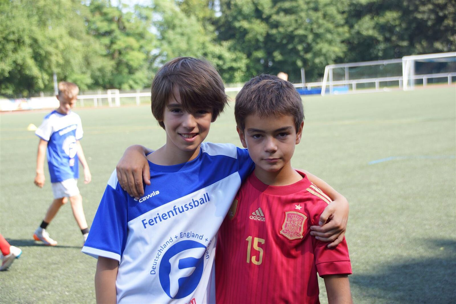 FerienFussball - International football Camp