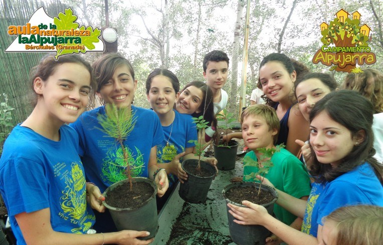 Alpujarra Summer Camp