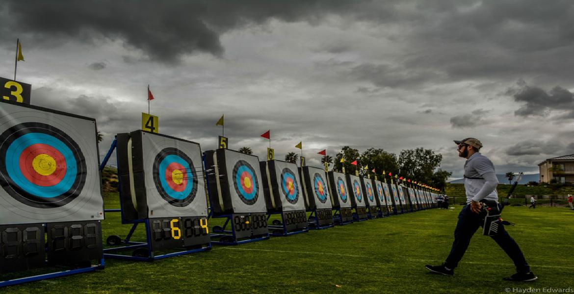 Shooting & Archery Camp