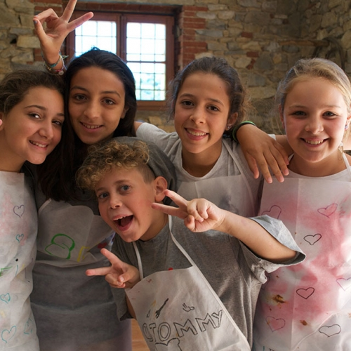 AMICI DELLINGLESE Summer Camp