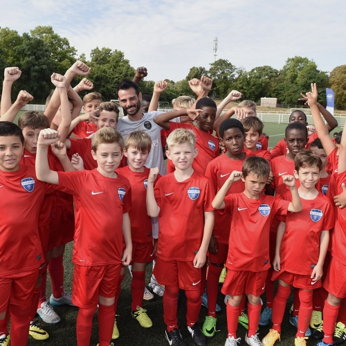 Accord - Paris Saint-Germain Academy Summer Camp