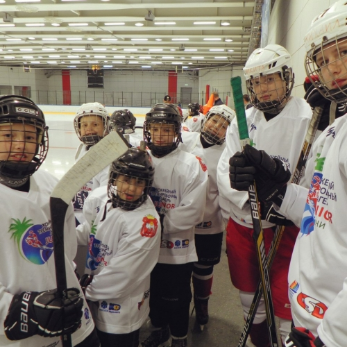 Junior Hockey Camp